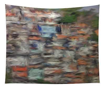Blocks 1 Tapestry