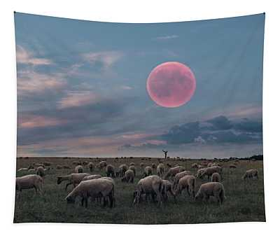 Bloodmoon Tapestry