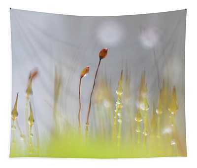 Blooming Moss Tapestry