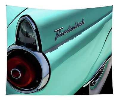1955 T-bird Tapestry