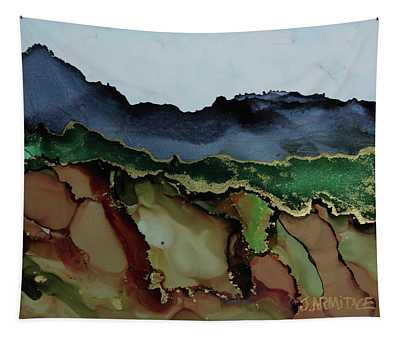 Blue Mountains I Tapestry