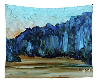 Blue Mountains II Tapestry