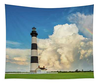Bodie Island Lighthouse  Tapestry