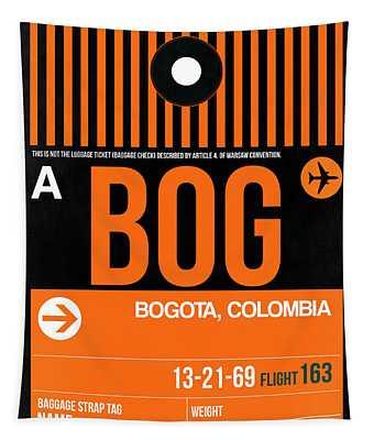 Bog Bogota Luggage Tag II Tapestry