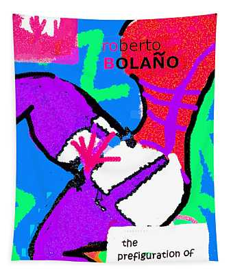 Bolano Lalo Cura Poster Tapestry