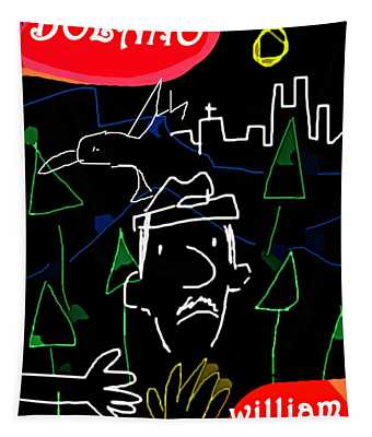 Bolano Short Story Wb Poster Tapestry