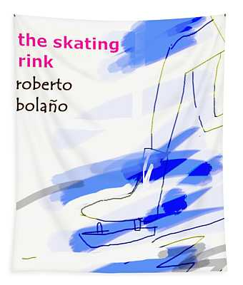 Bolano Skating Rink  Poster Tapestry