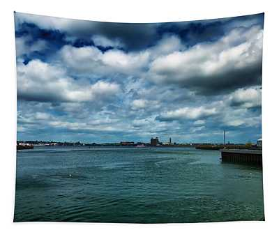 Boston Harbor Tapestry