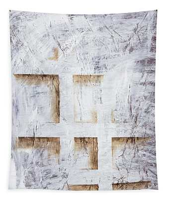 Boxes Tapestry