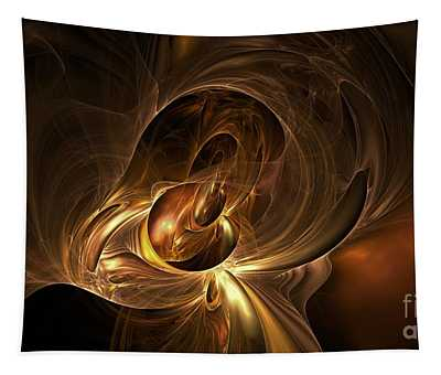 Brass Dreams Tapestry