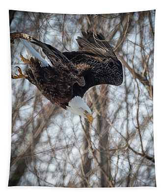 Breakfast On The Fly Tapestry