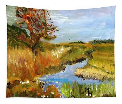 Brewster Nature Conservacy Tapestry