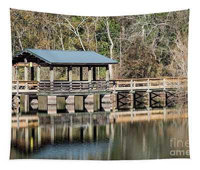 Brick Pond Park - North Augusta Sc Tapestry