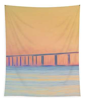 Bridge Panel 30 Wide, 29 High Tapestry