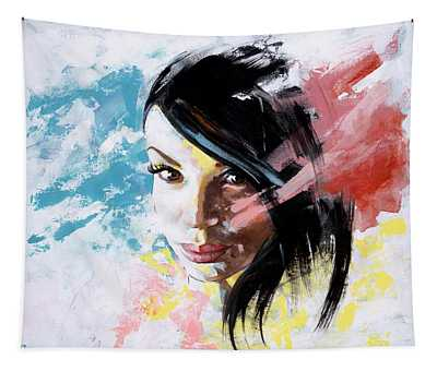 Bridgette Tapestry