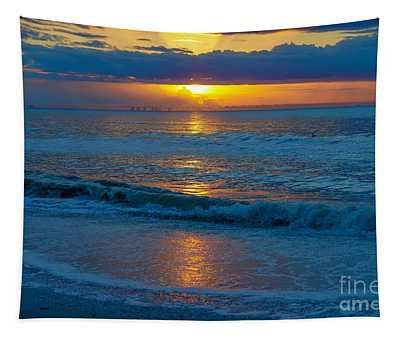 Brilliant Sunrise Tapestry