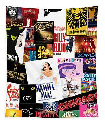 Broadway 22 Tapestry