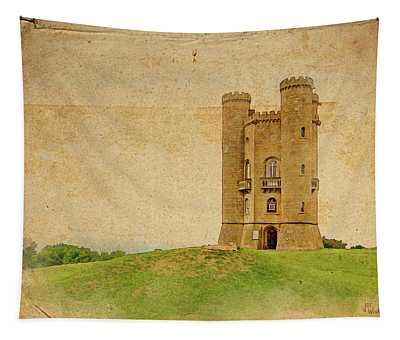 Broadway Tower Tapestry
