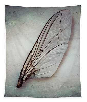 Broken Wing Tapestry
