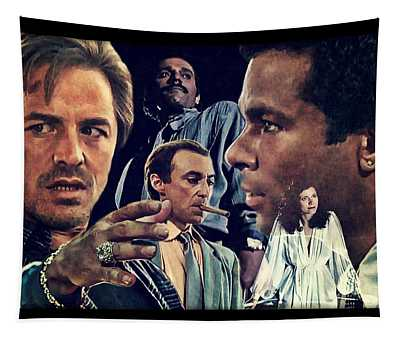 Brother's Keeper 2 Tapestry
