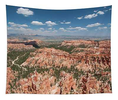 Bryce Canyon Trail Tapestry