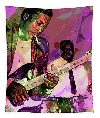 Buddy Guy 1965 Tapestry