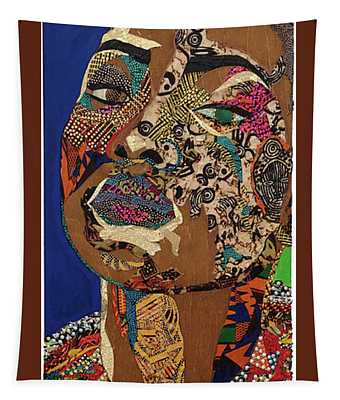 Ibukun Ami Blessed Mark Tapestry