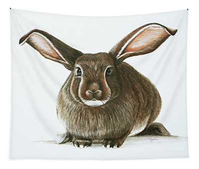 Bunny 4 Tapestry