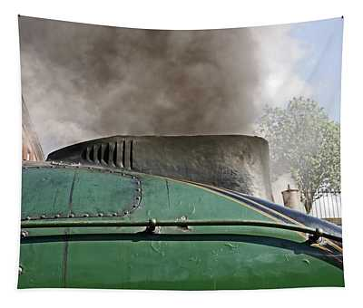 Bury. East Lancashire Railway. 60009 Union Of South Af Tapestry