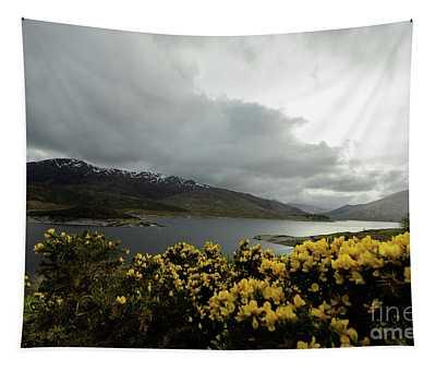 Buttercream Solitude Tapestry