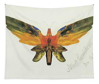Decalcomania Tapestries