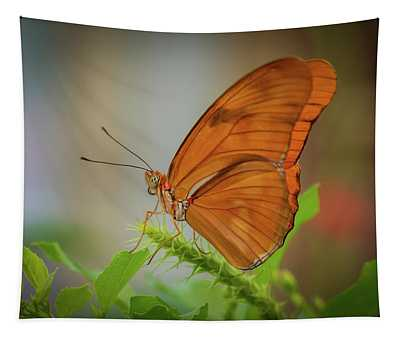 Butterfly, Delicate Wings... Tapestry