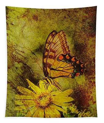 Butterfly Effect Tapestry