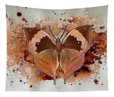 Butterfly Splash Tapestry
