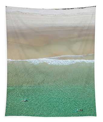 Byron Bay Swimmers Tapestry