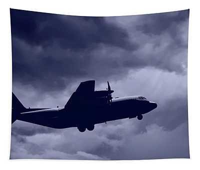 C130 Hercules Tapestry