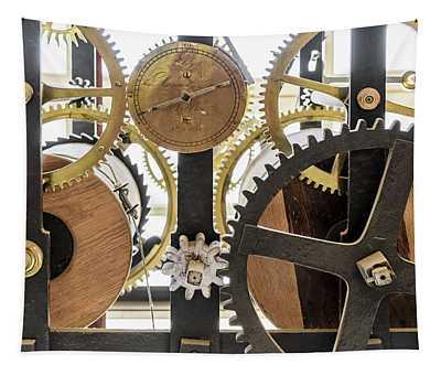 Cadiz Cathedral Clockworks Tapestry