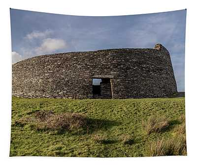 Cahergall Stone Fort Ireland  Tapestry