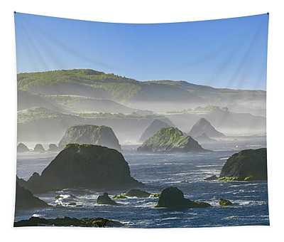 California Ocean Tapestry