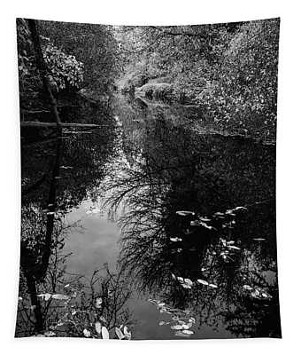 Calm Water Fall Tapestry