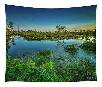 Camden Lake Outlet Tapestry