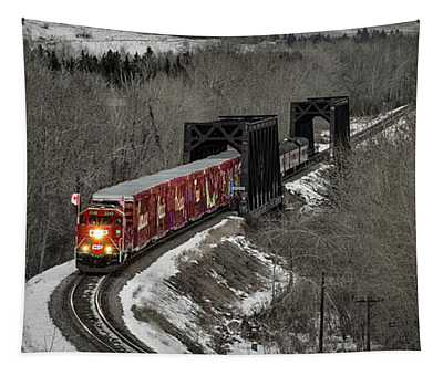 Canadian Pacific Holiday Train 2018 I Tapestry