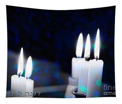 Candle Vanilla Sky Tapestry