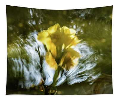 Canna Lily 3 Tapestry