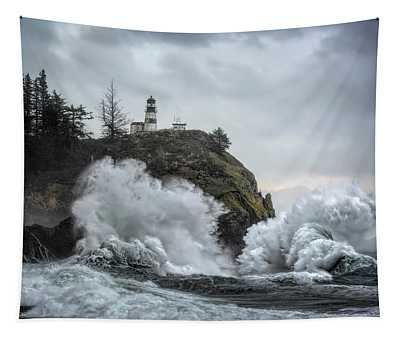 Cape Disappointment Chaos Tapestry
