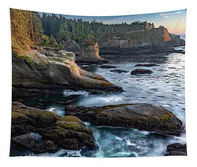 Cape Flattery Tapestry