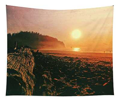 Cape Meares Beach Tapestry