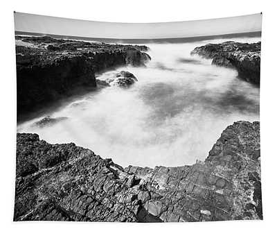 Tapestry featuring the photograph Cape Perpetua by Whitney Goodey