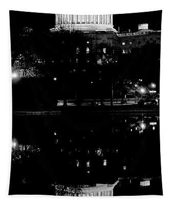 Capitol Upside Down Tapestry