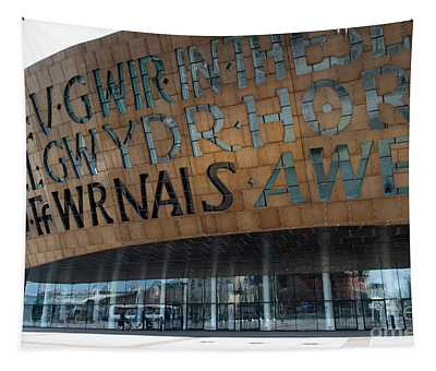 Cardiff Photo 7 Tapestry